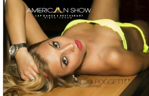 AmericanShow Lap Dance Night Club Toscana Ragazze 7